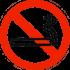 zakáz kouření